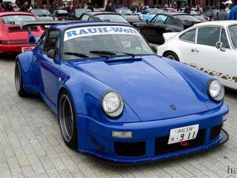 porsche 930 turbo wide body rwb 930 wide body