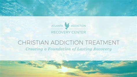 Christian Detox And Alcoholism Treatment by Atlanta Addiction Recovery Centers Marietta Ga