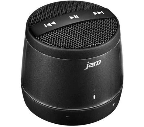 touch l portable speaker jam touch portable wireless speaker black deals pc world