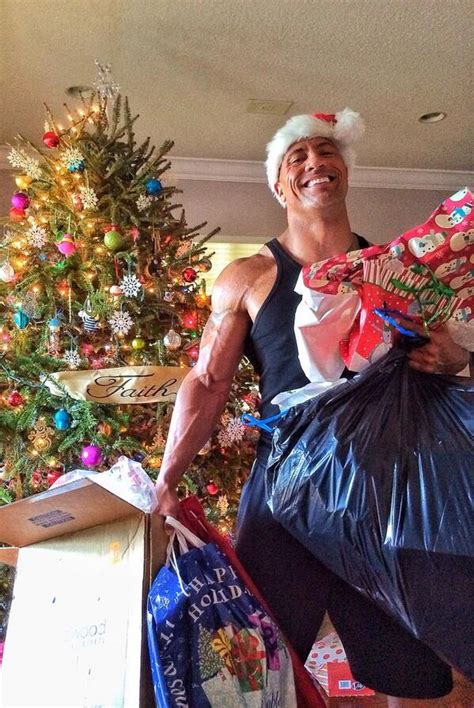dwayne johnson on twitter quot merry christmas to you your