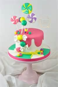 sweet teeth how to make a candy cake