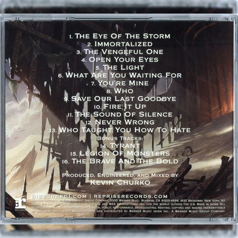 download mp3 full album disturbed immortalized deluxe japan edition disturbed mp3 buy