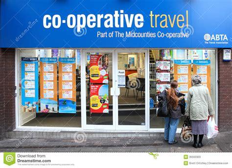 Agen Sho Bsy Original travel agents shop front editorial stock photo image of