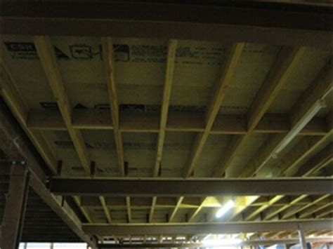 mezzanine floor timber bearers i beam joists 14 5m x