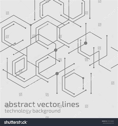 cell pattern en français geometric lines dots line pattern modern stock vector