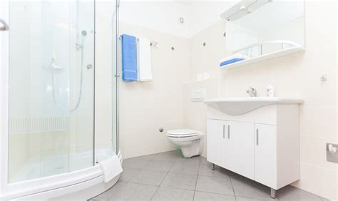 comfortable shower size alpeza stylish and modern apartments in bol