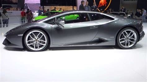 grey lamborghini wallpaper lamborghini huracan gray wallpaper 1280x720 15286