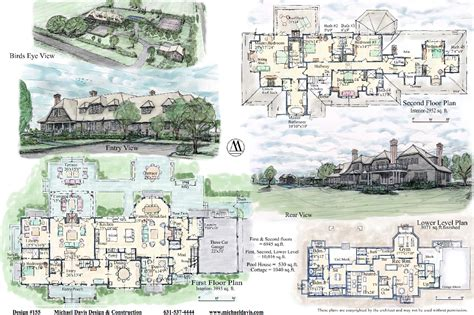mansion house plans mansion floor plans