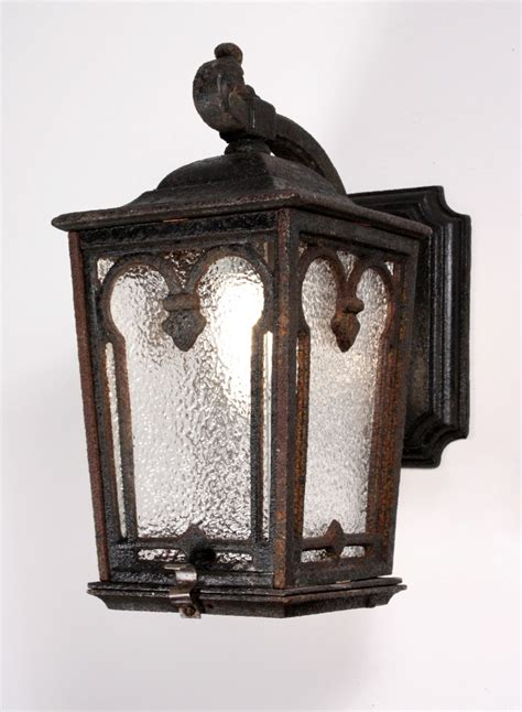 early american exterior lighting fabulous antique iron exterior lantern sconce early 1900