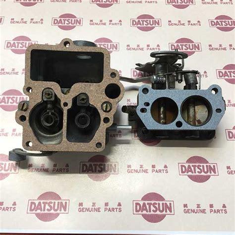 Nissan Terrano Kit Carburator datsun 1200 ute 81 89 single carburetor repair gasket kit for nissan b122 b310 ebay