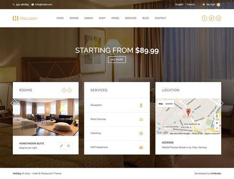 best hotel website 40 best hotel themes 2018 athemes