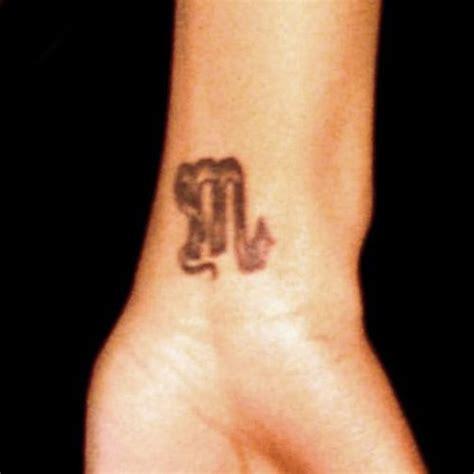 zoella tattoo on wrist monica brown zodiac sign wrist tattoo steal her style