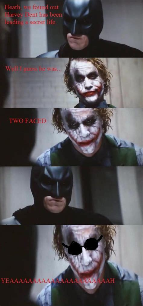 Dark Knight Joker Meme - dark knight meme memes