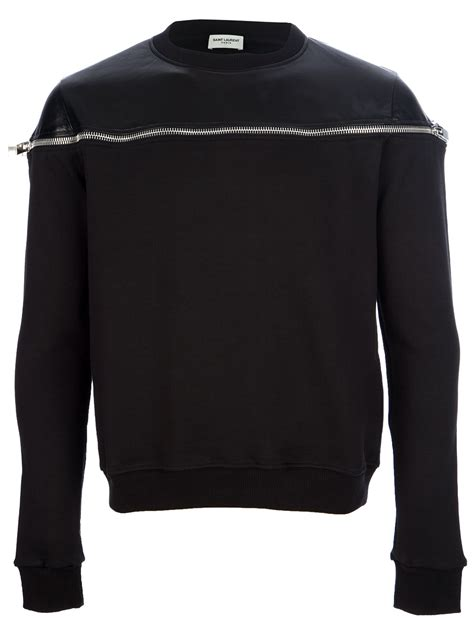 Hoodie Zipper David Guetta Fightmerch david guetta wears laurent leather panel zip sweatshirt and giuseppe zanotti sneakers