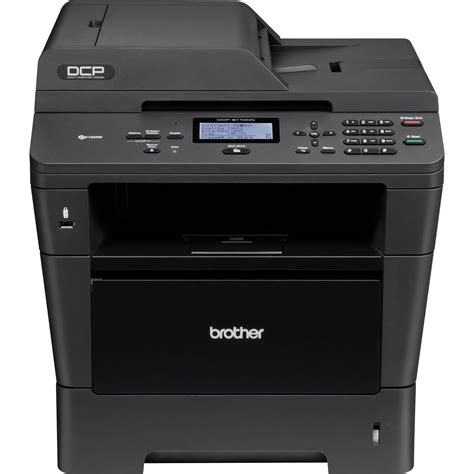 laser printer faded on one side print scan peripherals brother dcp 8110dn network monochrome all in one dcp