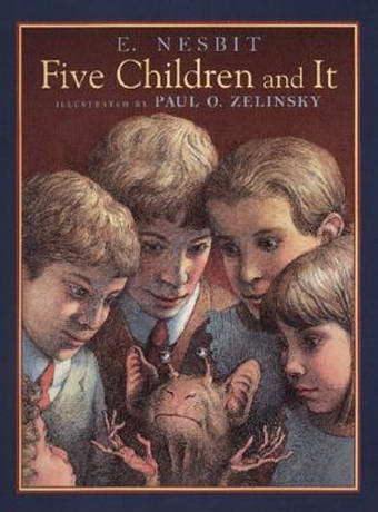libro five children and it children kids audio books mp3 3 dvd set free shipping make an offer