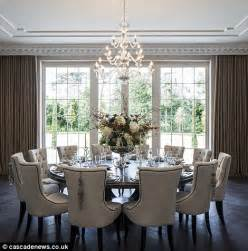 surrey mansion with eight bedroom 'suites' and private