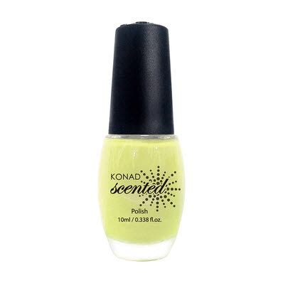 scented nail pineapple