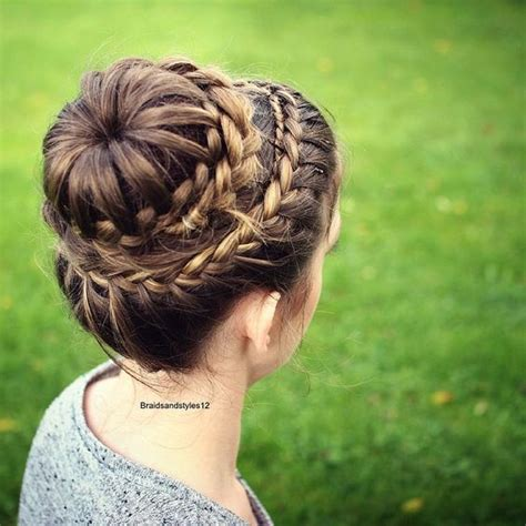 princess bun hairstyles how to hair pinterest updo princess bun hairstyle crown braid princess hairstyles