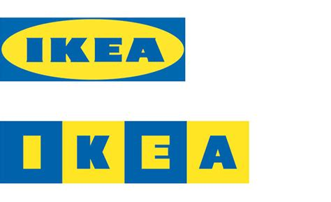 new ikea rethinking ikea s logo logo design love