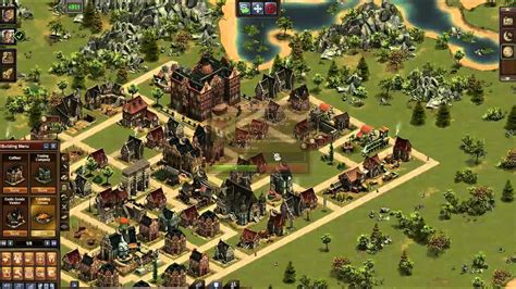 Gamis By Erra forge of empires time lapse from age to