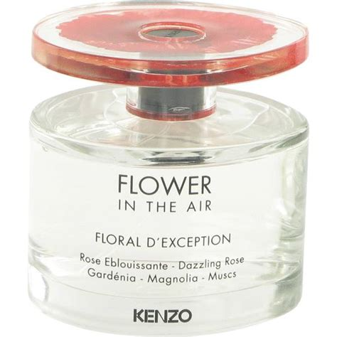 Kenzo Flower In The Air For Edp 100ml kenzo flower in the air floral d exception perfume for by kenzo