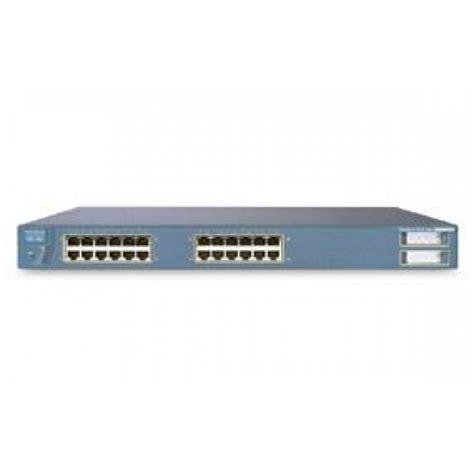 Cisco Catalyst 3550 24 Port C3550 24pwr Smi cisco 3550 24 port poe switch ws c3550 24pwr smi