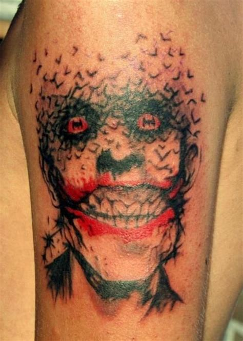 joker tattoo cost 249 best tattoos images on pinterest