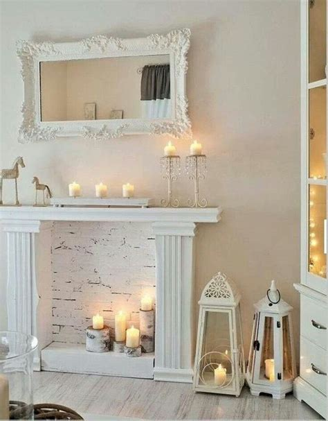 Diy Fireplace by Faux Fireplace Diy To Try