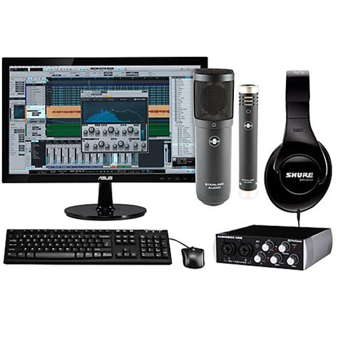 Home Recording Studio Using Mac Apple Complete Recording Studio With Mac Mini V4