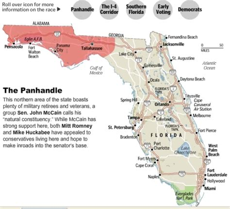 map of the panhandle of florida map of panhandle and west map florida panhandle my blog