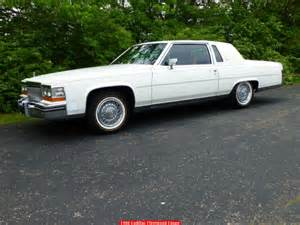 1980s Cadillac For Sale 1980 Cadillac Fleetwood 2 Door Coupe