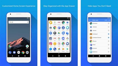 themes navi launcher 15 best android launcher apps of 2017