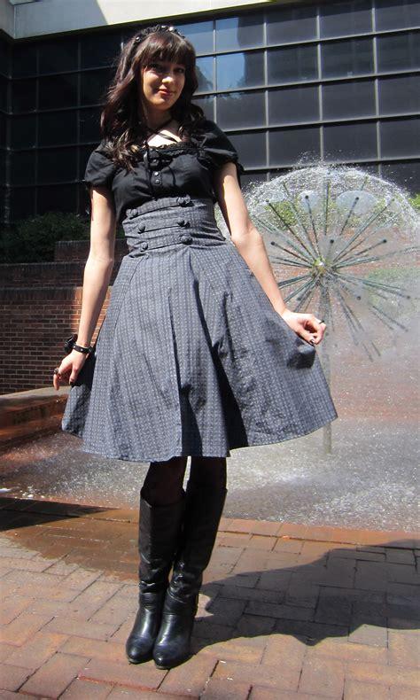 patterns high waisted skirts imaprincess