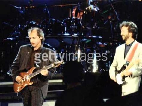 sultans of swing eric clapton eric clapton and mark knopfler after midnight live