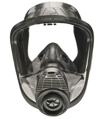 msa 10083792 advantage 4000 silicone twin port respirator