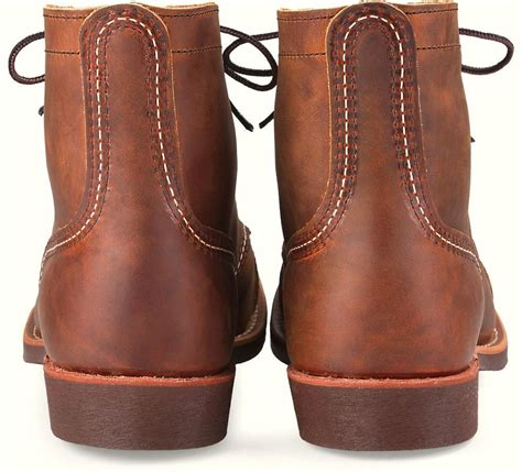 wing boot wing iron ranger 6 quot 8085