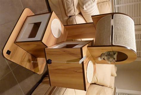 hagen vesper  tower modern cat tree furniture review