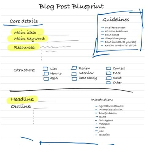 blogger templates for writing get my list of 42 fill in the blank headline templates and