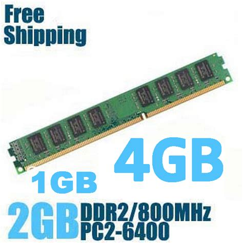 Berapa Ram Komputer 4gb die besten 25 ddr2 800 ideen auf ddr2 800 2gb