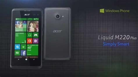 Hp Acer M220 Plus acer liquid m220 plus windows phone spot doovi
