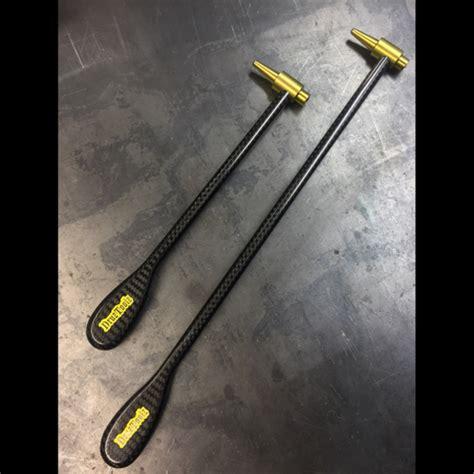 12 Inch Blending Hammer With Titanium Tip Anson Pdr Tools Titanium Hammer Druz Toolz