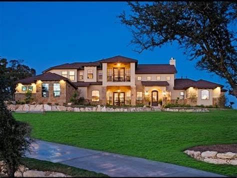 Crystal Falls Hill Country Homes For Sale In Leander Texas | crystal falls hill country homes for sale in leander texas