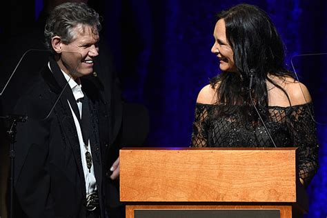 randy travis latest health information randy travis wife offer great news about his health music