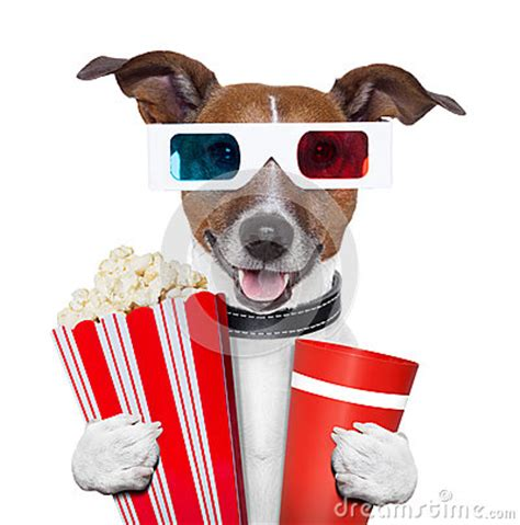 popcorn and dogs 3d glasses popcorn royalty free stock photo image 27391765