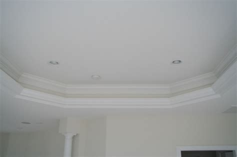 Building A Tray Ceiling Ceiling Treatments Tray Ceiling Detail