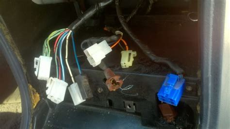 stereo wiring identification rxclubcom mazda rx forum