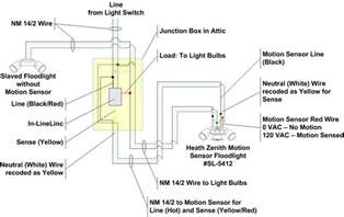 wiring for outdoor lights how to wire two floodlights to an in linelinc relay