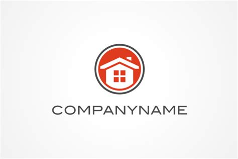 house logos free real estate logos