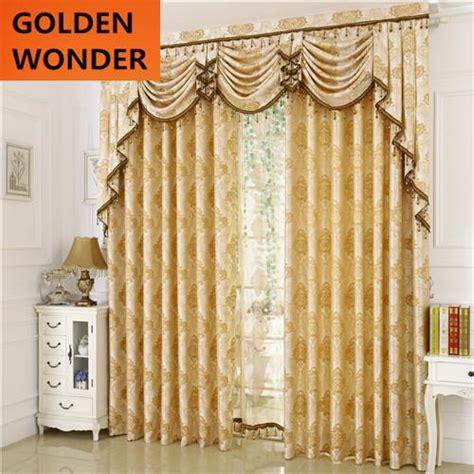 Luxury Bedroom Blinds Aliexpress Buy Jacquard Blinds Fashion Luxury